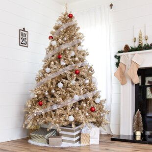 Rose Gold Christmas Tree Wayfair