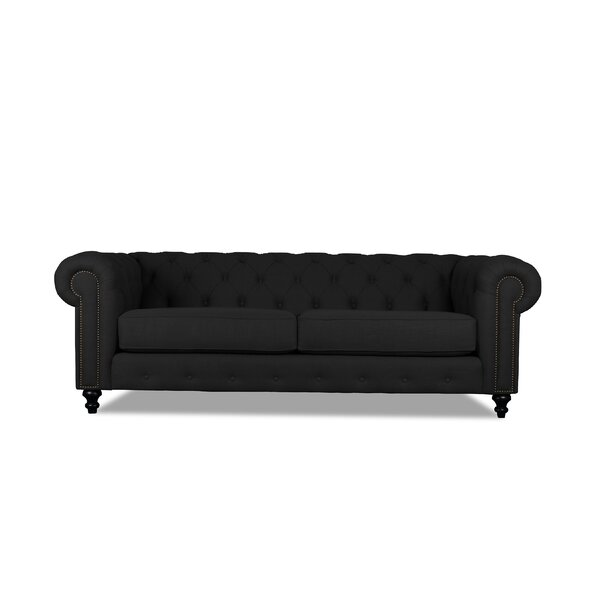Cute Hanover Chesterfield Sofa by South Cone Home by South Cone Home