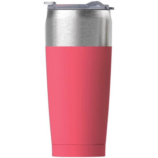 Kayley Tied 20 oz. Stainless Steel Travel Tumbler by Ebern Designs