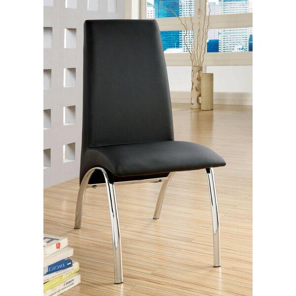 Walsh Upholstered Dining Chair (Set of 2) by Orren Ellis