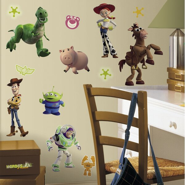 Toy Story Wall Decal by Room Mates