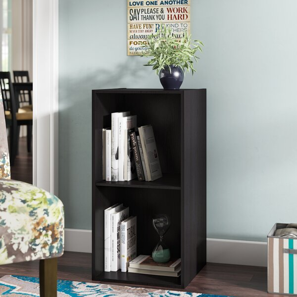 Cube Bookcase By Symple Stuff