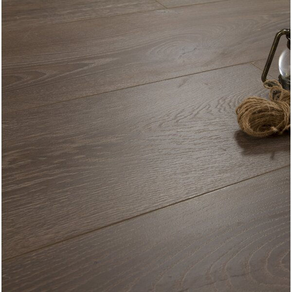 Legno 8 x 48 x 12mm Laminate Flooring in Padua Charcoal by Patina Design