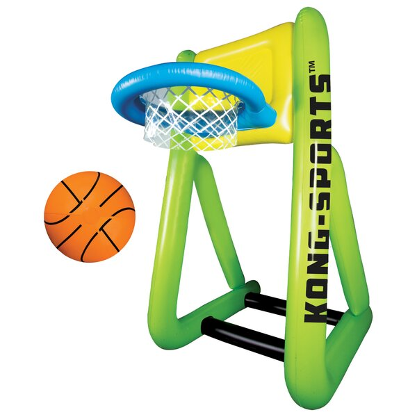 2 Piece Kong Sports Basketball Set by Franklin Sports