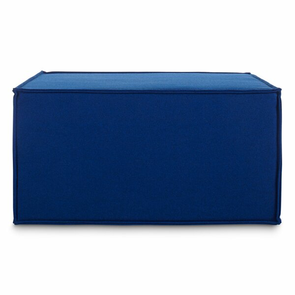 Quotto Cube Ottoman by Blu Dot