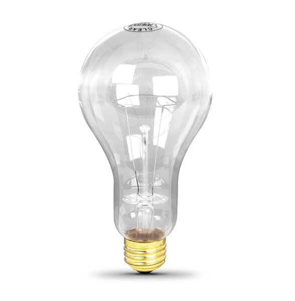 300W 120-Volt Incandescent Light Bulb by FeitElectric