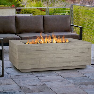 natural gas outdoor fireplaces fire pits you 39 ll love wayfair. Black Bedroom Furniture Sets. Home Design Ideas