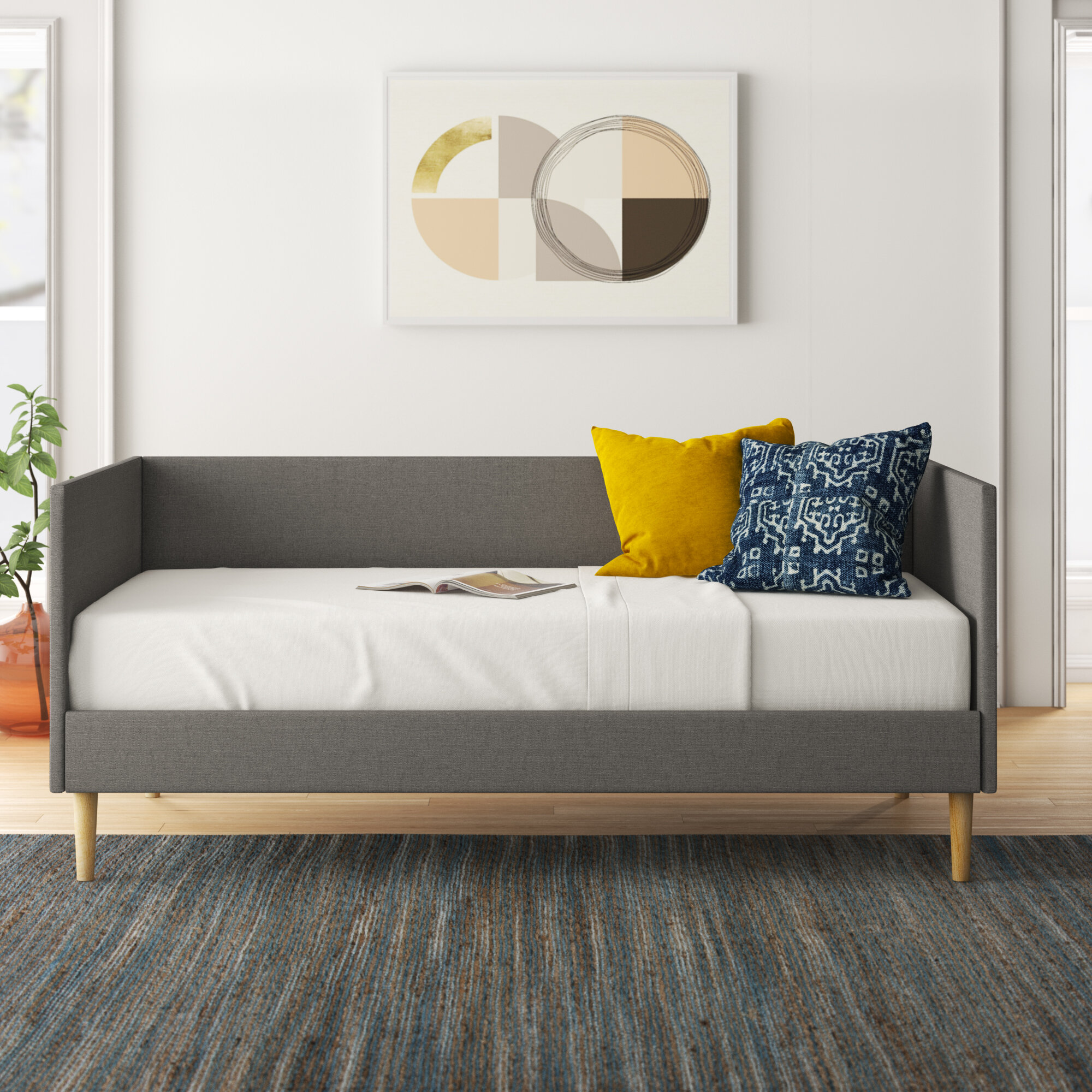 Jude Mid Century Daybed