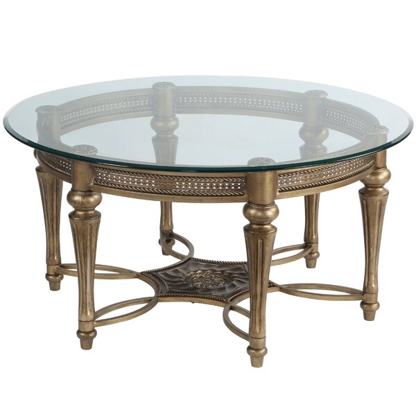 Weisman Coffee Table by Astoria Grand