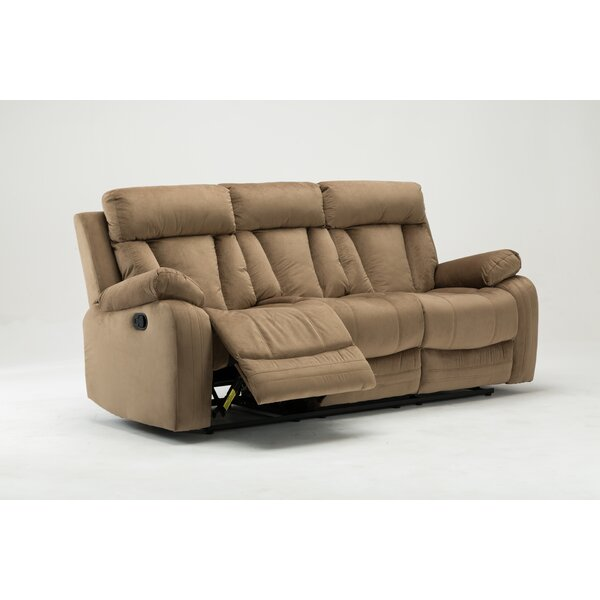 Clearance Ullery Living Room Reclining Sofa New Seasonal Sales are Here! 70% Off