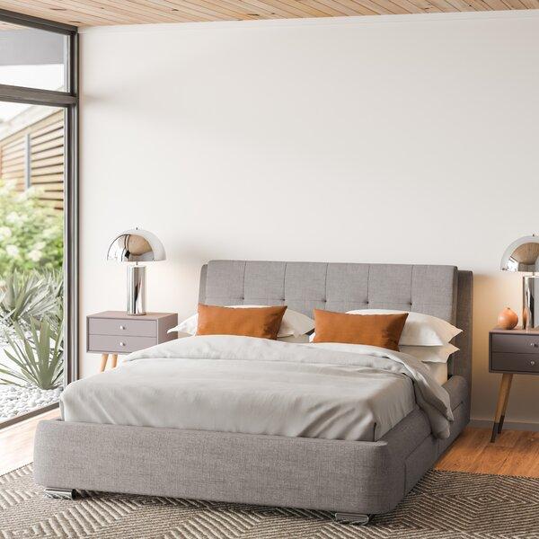 Utley Storage Platform Bed by Orren Ellis