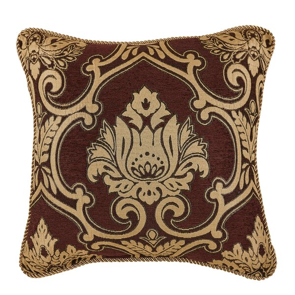 Gianna Basic Throw Pillow by Croscill Home Fashions
