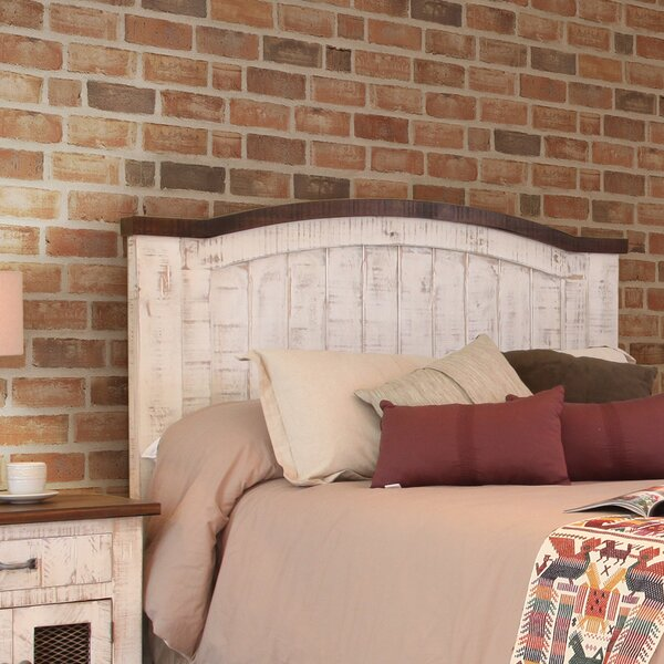 Coralie Panel Headboard by Gracie Oaks