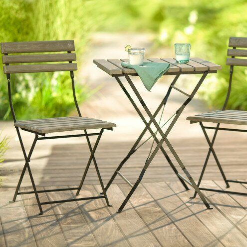 Lozano 3 Piece Bistro Set by Gracie Oaks