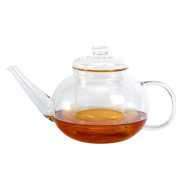 Miko 5 Piece 2-qt. Kettle Teapot Set by Palais Des Thes
