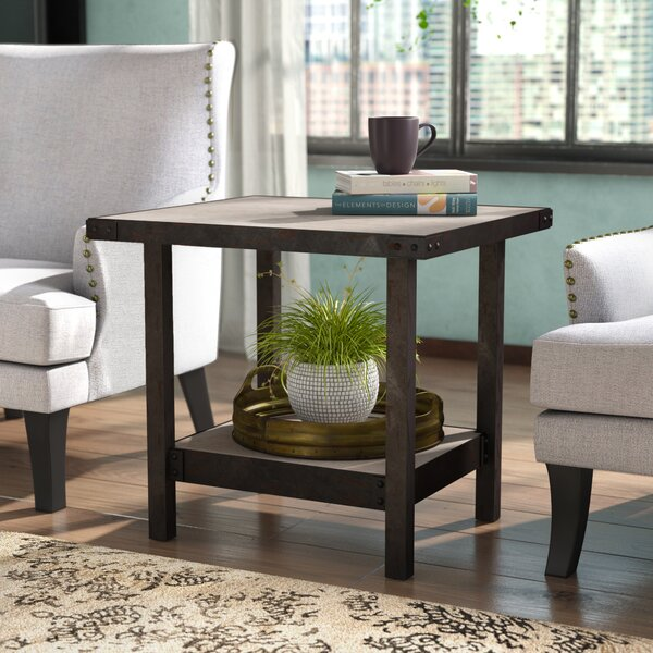 Casolino End Table By Trent Austin Design