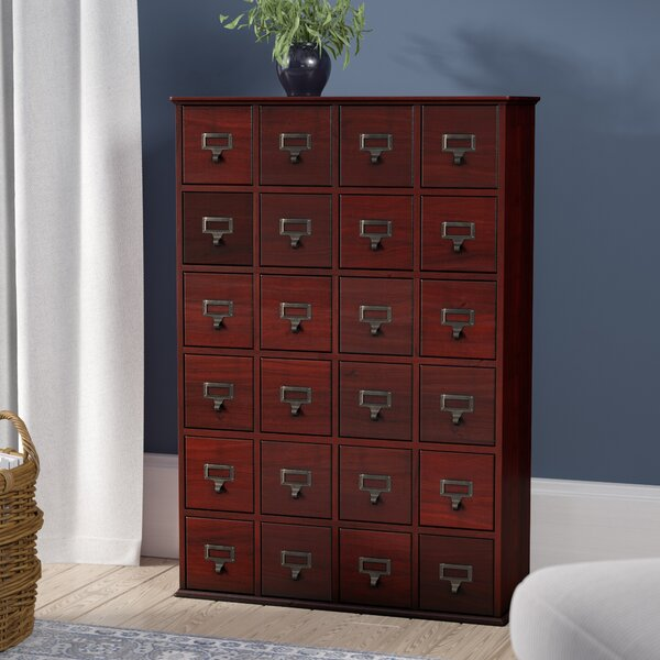 Shillington Multimedia Storage Cabinet by Three Po