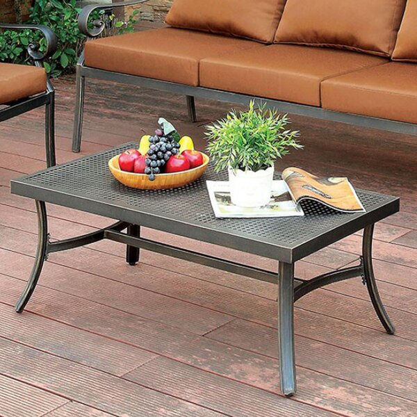 Robinett Coffee Table by Charlton Home