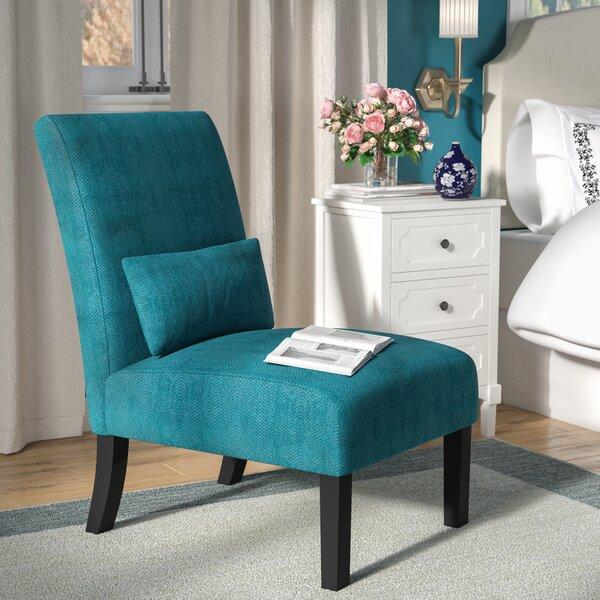 Randi Slipper Chair by Zipcode Design