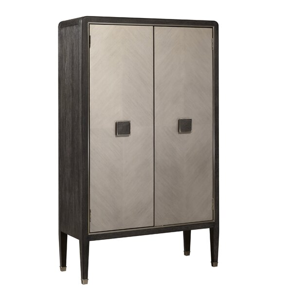 Whisenhunt Wardrobe Armoire by Mercer41