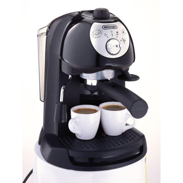 Pump Driven Espresso/Cappuccino Maker by DeLonghi