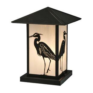 Online Reviews Seneca Heron 1-Light Pier Mount Light By Meyda Tiffany