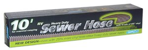 Heavy Duty Sani-Drain Sewer Hose by Camco