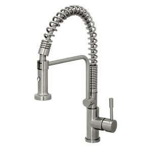 Howard Single Handle Deck Mounted Kitchen Faucet