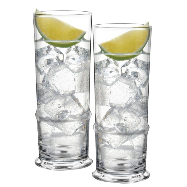 Guild Classic 8 Oz. Gin/Cocktail Glass (Set of 2) by Qualia Glass
