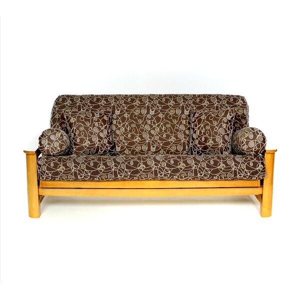 Truffle Box Cushion Futon Slipcover by Lifestyle Covers