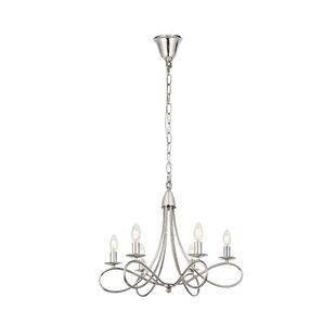 Diaz 6-Light Chandelier ByDarby Home Co