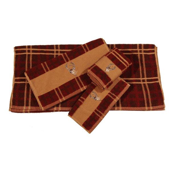 Lynnhaven 3 Piece Towel Set by Loon Peak