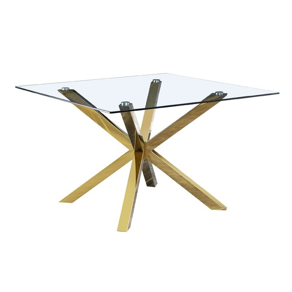 Waddell Dining Table by Mercer41