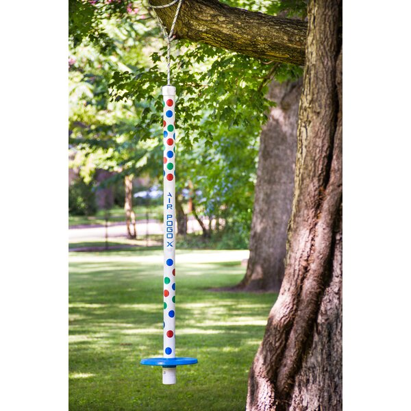 Air Pogo Xtreme Swing Set Toys by Adventure Parks