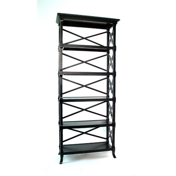 Lon Etagere Bookcase by Darby Home Co