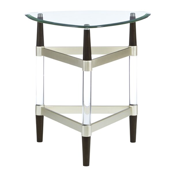 Kaleigh End Table by Orren Ellis