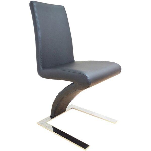 Sato Upholesterd Dining Chair (Set of 2) by Orren Ellis