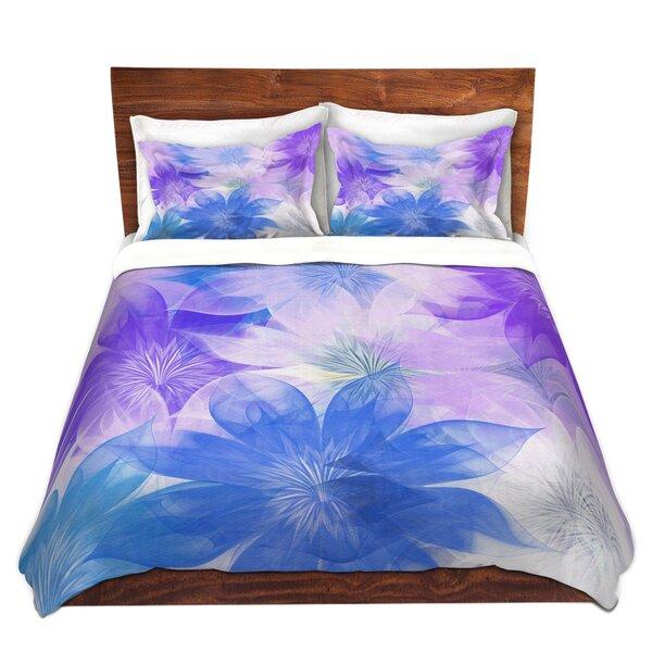 Flower Bunch Duvet Cover Set