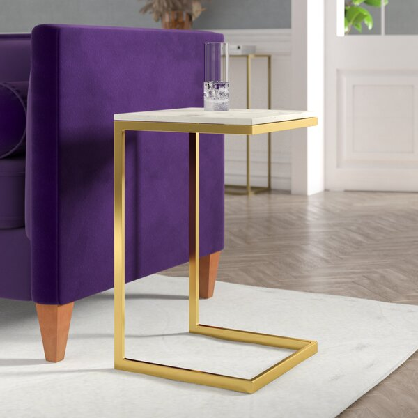 Kadlec End Table By Willa Arlo Interiors