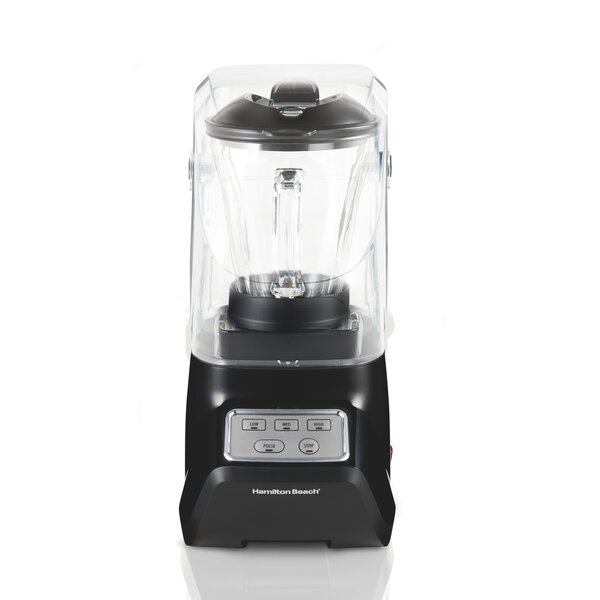 Sound Shield Countertop Blender by Hamilton Beach