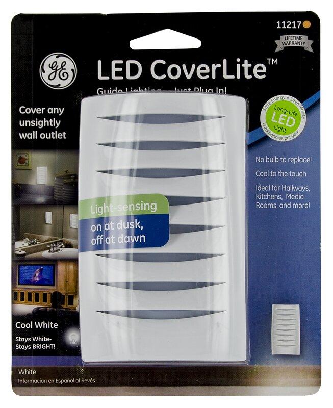 LED Coverlite Night Light
