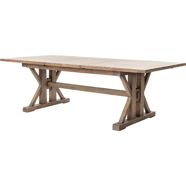 Siena Extendable Dining Table By Design Tree Home