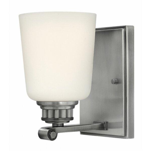 Annette 1-Light Bath Sconce by Hinkley Lighting