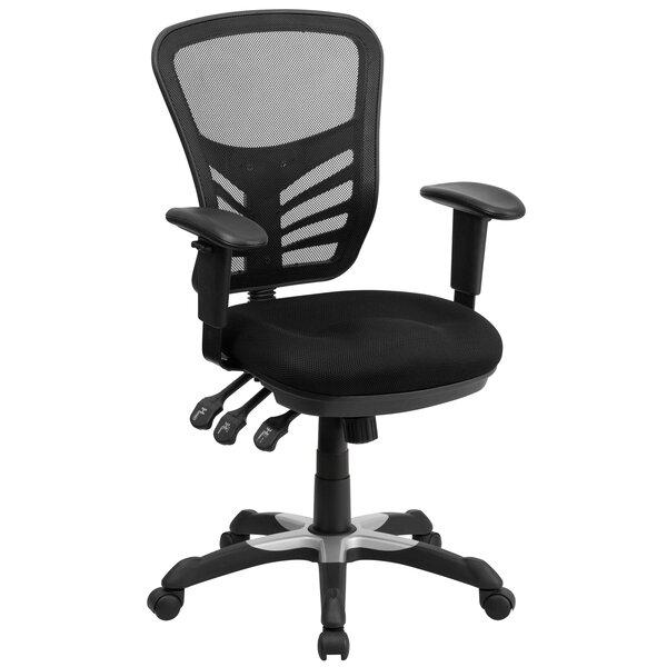 Billups Mid Back Mesh Desk Chair By Zipcode Design.