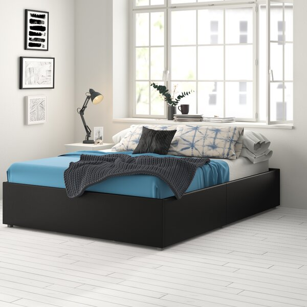 Charlestown Upholstered Platform Bed by Zipcode Design