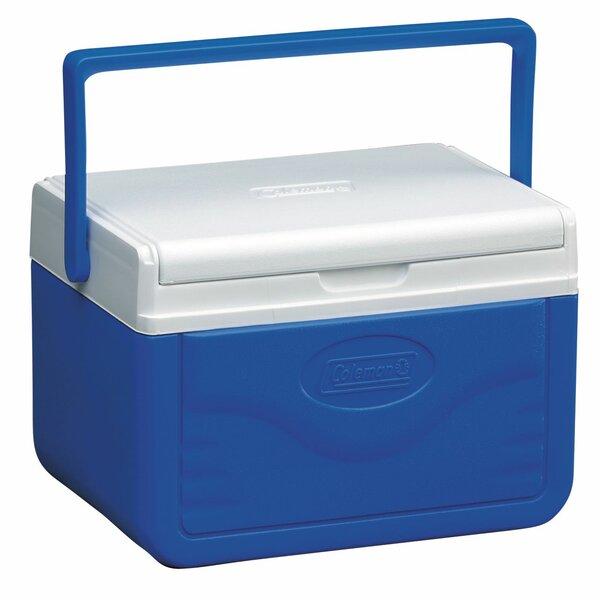 5 Qt. FlipLid Personal Picnic Cooler by Coleman