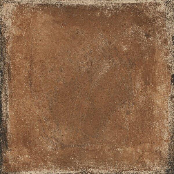 Granada 13 x 13 Porcelain Field Tile in Rojo by Travis Tile Sales