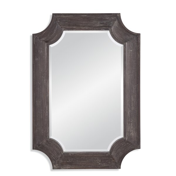 Rectangle Resin Frame Accent Mirror by One Allium Way