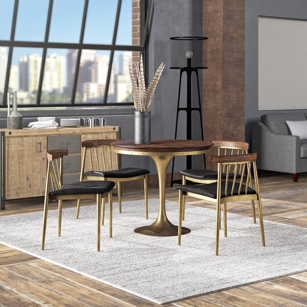 Loma Prieta 5 - Piece Dining Set By Trent Austin Design