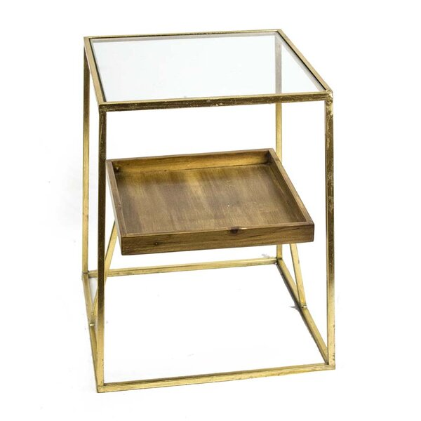 Hartwell 2-Tier End Table by George Oliver George Oliver